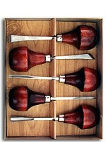 Wood Carving Set of 5