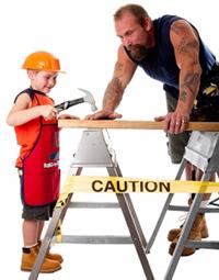 woodworking kids