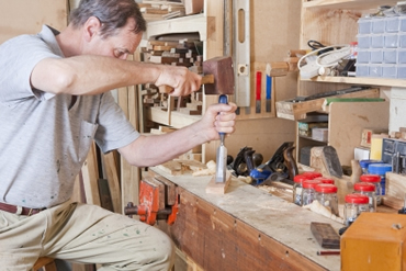 woodworking home business