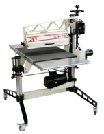 Jet 649600 22-44 Pro 3HP, 1Ph, DRO, Drum Sander W/ Table and Casters