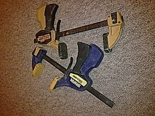 wood clamp