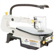 Shop Fox W1713 16-Inch Variable Speed ScrollSaw