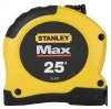 Stanley 33-279 Max 1-1/8 inch X 25 Tape Measure
