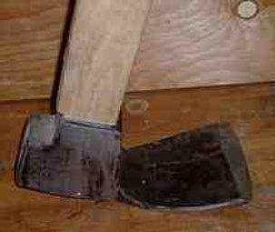 Adze cutting tool