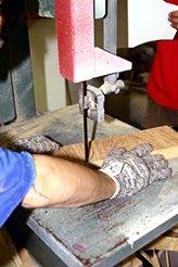cabinet wood cutting