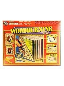 Wood burning tools